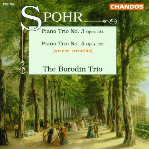 Borodin Trio - Piano Trios Opp. 124 & 133 - Preis vom 05.03.2021 05:56:49 h