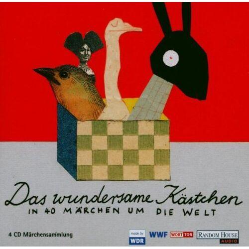 Various - Das Wundersame Kaestchen-in 40 - Preis vom 19.11.2019 05:57:19 h