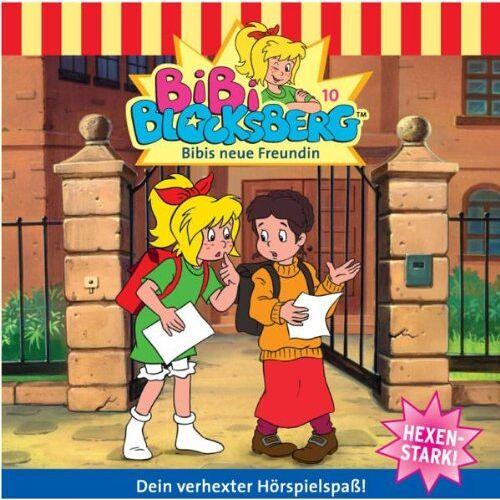 Bibi Blocksberg - Bibi Blocksberg 10: Bibis neue Freundin - Preis vom 12.04.2021 04:50:28 h