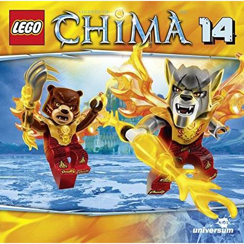Lego Legends of Chima - Lego Legends of Chima (Hörspiel 14) - Preis vom 26.02.2020 06:02:12 h