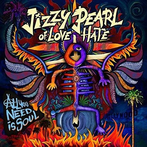 Jizzy Pearl of Love - All You Need Is Soul - Preis vom 05.09.2020 04:49:05 h