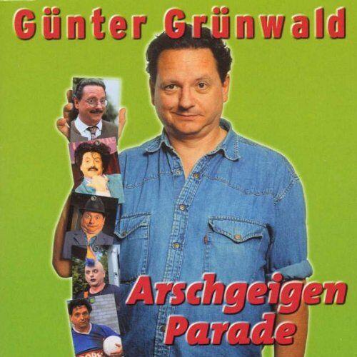 Günter Grünwald - Arschgeigenparade - Preis vom 18.04.2021 04:52:10 h