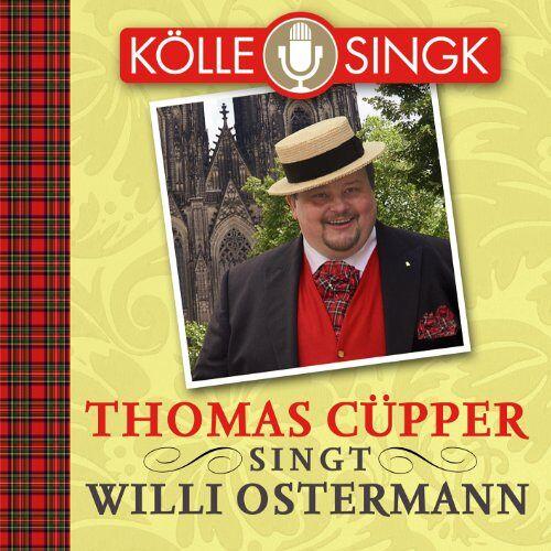 Thomas Cüpper - Thomas Cüpper singt Willi Ostermann - Preis vom 20.10.2020 04:55:35 h