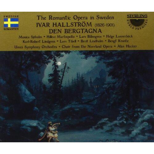 Umea S.O. - Hallström: Die Braut des Bergkönigs (Gesamtaufnahme) (Aufnahme 1987-1988) - Preis vom 20.10.2020 04:55:35 h
