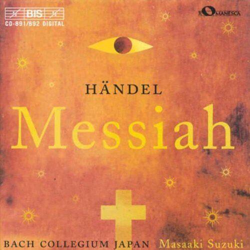 Masaaki Suzuki - Haendel Messias Suzuki - Preis vom 26.11.2020 05:59:25 h