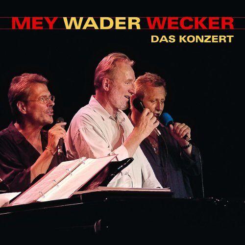 Reinhard Mey - Mey Wader Wecker - Das Konzert - Preis vom 20.10.2020 04:55:35 h