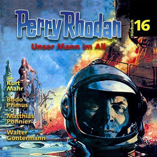 Perry Rhodan Reihe - Perry Rhodan 16 Unser Mann im All - Preis vom 13.05.2021 04:51:36 h