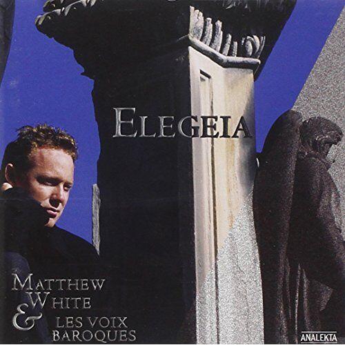 Matthew White - Elegeia - Preis vom 16.01.2021 06:04:45 h