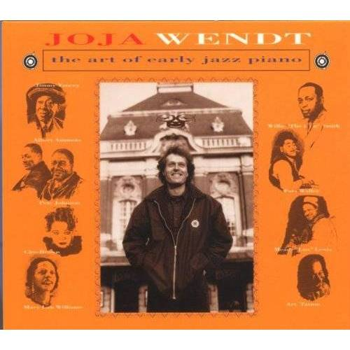 Joja Wendt - The Art of Early Jazz Piano - Preis vom 27.01.2021 06:07:18 h