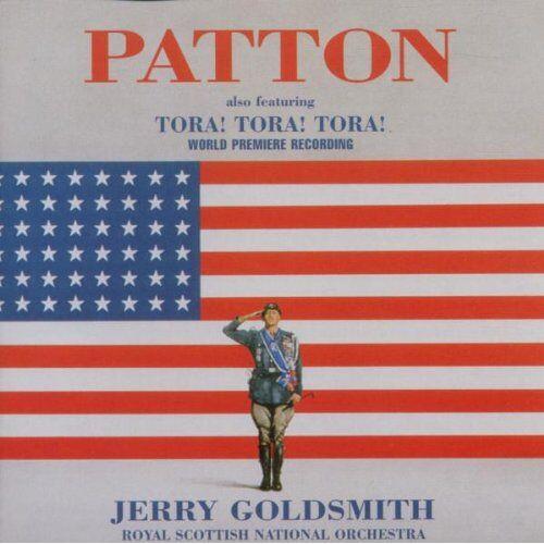 Jerry Goldsmith - Patton - Rebell in Uniform (Patton) - Preis vom 07.03.2021 06:00:26 h