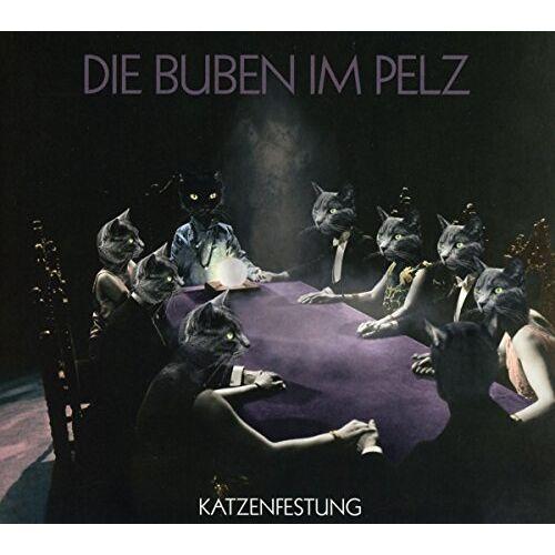 Die Buben Im Pelz - Katzenfestung - Preis vom 11.04.2021 04:47:53 h