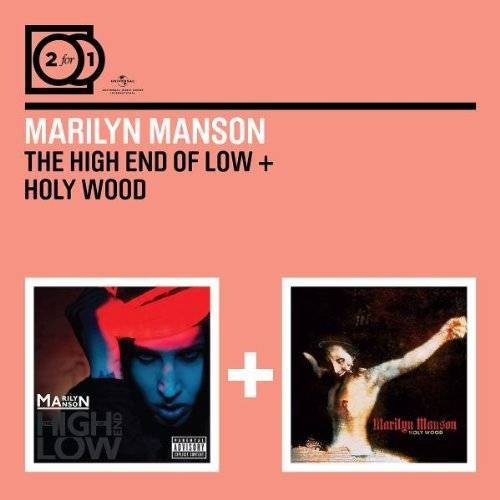 Marilyn Manson - 2 for 1: The High End of Low/Holy Wood - Preis vom 14.07.2019 05:53:31 h