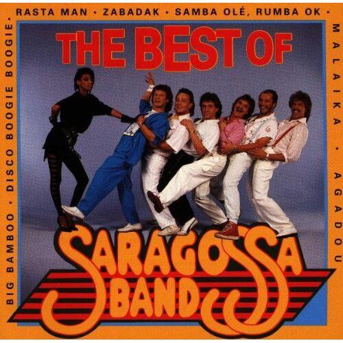 Saragossa Band - Best of the Saragossa Band - Preis vom 18.04.2021 04:52:10 h