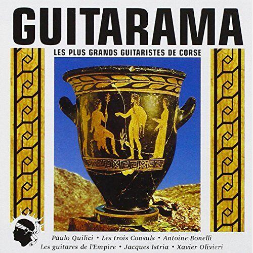 Various - Guitarama - Preis vom 22.01.2021 05:57:24 h