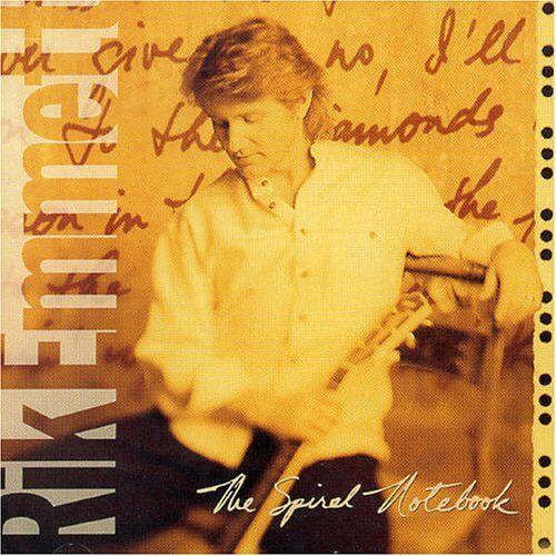 Rik Emmett - Spiral Notebook - Preis vom 20.10.2020 04:55:35 h
