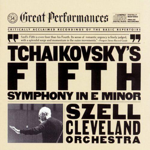 P.I. Tchaikovsky - Sym 5 - Preis vom 26.02.2021 06:01:53 h
