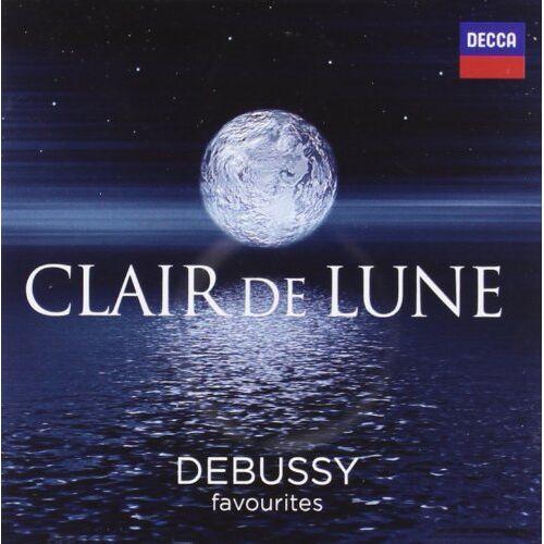 Zoltan Kocsis - Claire de Lune-Debussy Favourites - Preis vom 21.01.2021 06:07:38 h