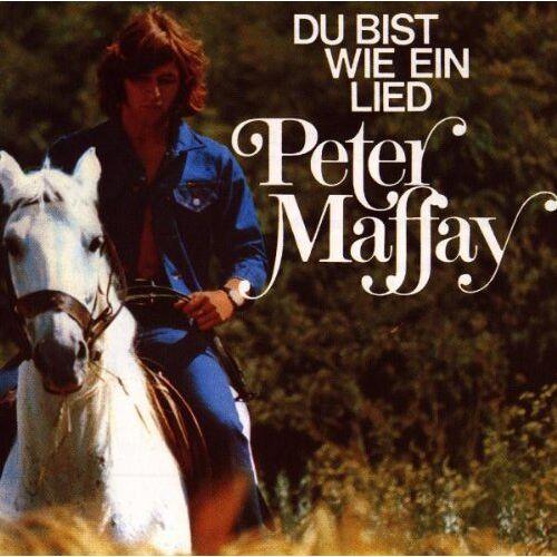Peter Maffay - Du Bist Wie Ein Lied - Preis vom 05.09.2020 04:49:05 h