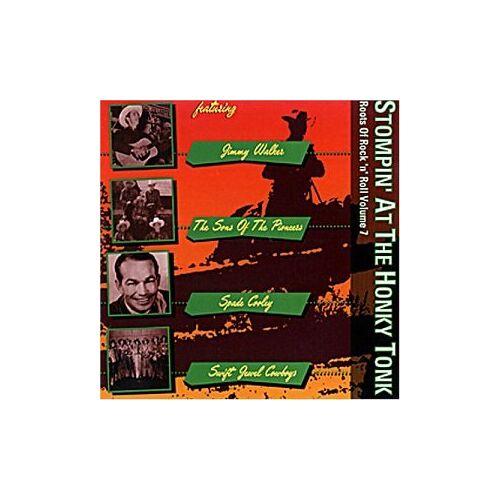 Va-Stompin' at the Honky Tonk - Stompin' at the Honky Tonk - Preis vom 17.10.2020 04:55:46 h
