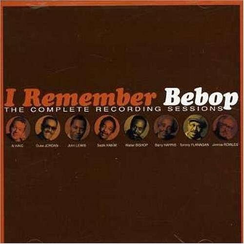 I Remember Bebop - Preis vom 22.02.2021 05:57:04 h