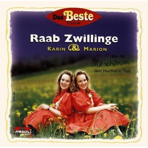 Raab Zwillinge Karin & Marion - Das Beste der Raab Zwillinge - Preis vom 15.04.2021 04:51:42 h