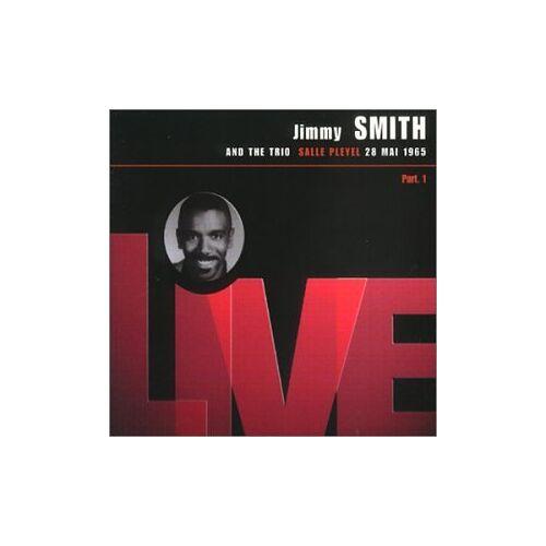 Jimmy Smith - Salle Pleyel V.1 28.05.1965 - Preis vom 15.05.2021 04:43:31 h