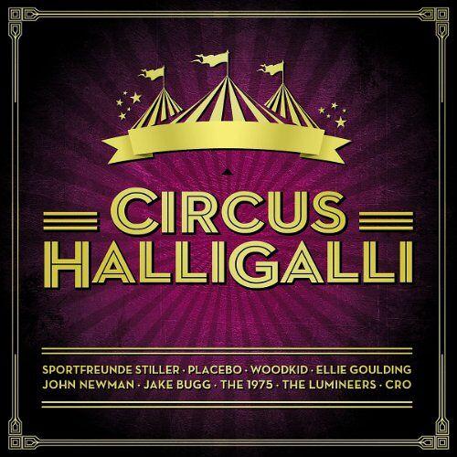 Various - Circus Halligalli - Preis vom 15.05.2021 04:43:31 h