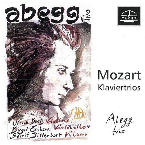 Mozart, Wolfgang Amadeus - Mozart Klaviertrios - Preis vom 20.10.2020 04:55:35 h