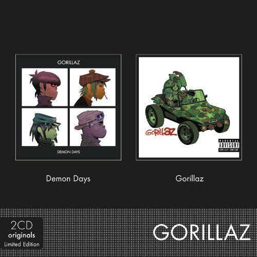 Gorillaz - Demon Days/Gorillaz - Preis vom 11.05.2021 04:49:30 h