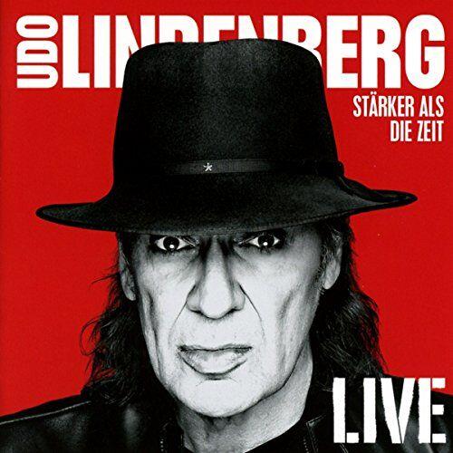 Udo Lindenberg - Stärker Als Die Zeit-Live - Preis vom 09.05.2021 04:52:39 h