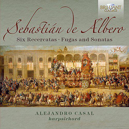 Alejandro Casal - Six Recercatas/Fugas and Sonatas - Preis vom 14.04.2021 04:53:30 h