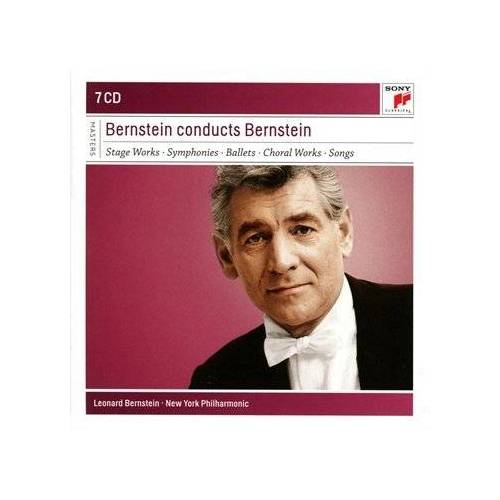 Leonard Bernstein - Leonard Bernstein Conducts Bernstein - Preis vom 20.10.2020 04:55:35 h