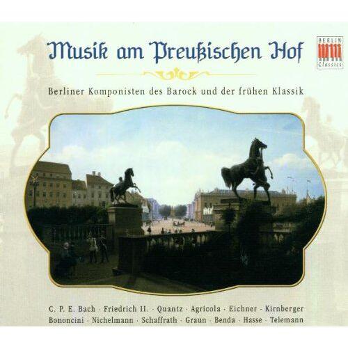 Kob - Musik am Preussischen Hof - Preis vom 10.04.2021 04:53:14 h