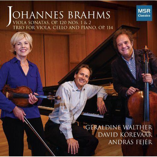 J. Brahms - Brahms:Viola Sonatas - Preis vom 19.01.2021 06:03:31 h