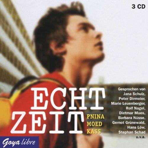 Kass, Pnina Moet - Echtzeit. 3 CD's - Preis vom 04.09.2020 04:54:27 h