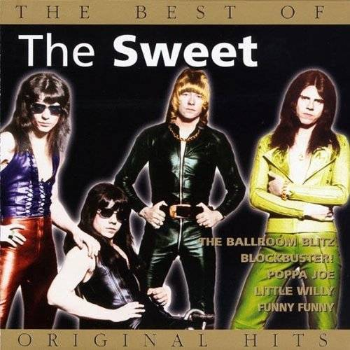 The Sweet - The Best of the Sweet - Preis vom 26.02.2021 06:01:53 h