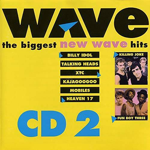 - Wave - The Biggest New Wave Hits - CD 2 - Preis vom 04.09.2020 04:54:27 h