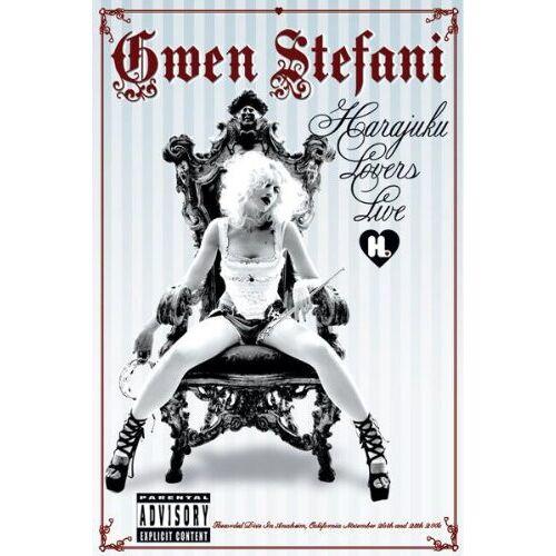Gwen Stefani - Harajuku Lovers Live - Preis vom 16.10.2019 05:03:37 h