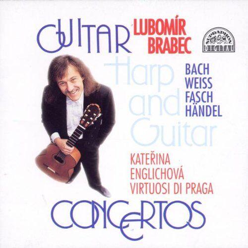 Brabec - Concerto für Gitarre, Streicher und Bc u.a. - Preis vom 11.05.2021 04:49:30 h