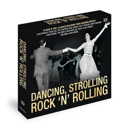 Various - Dancing Strolling Rock 'N' Rolling - Preis vom 17.04.2021 04:51:59 h