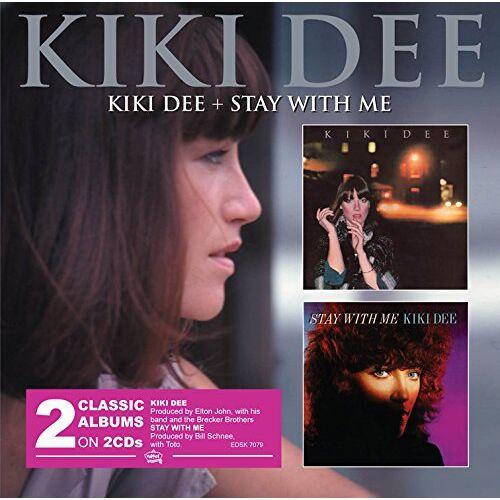 Kiki Dee - Kiki Dee & Stay With Me - Preis vom 09.05.2021 04:52:39 h