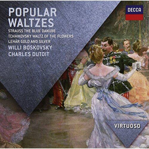 Various - Beliebte Walzer - Preis vom 16.01.2021 06:04:45 h