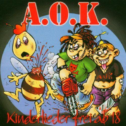 Aok - Kinderlieder Frei Ab 18 - Preis vom 21.01.2021 06:07:38 h