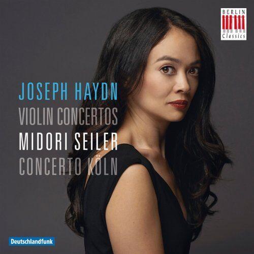 Midori Seiler - Violinkonzerte - Preis vom 22.01.2021 05:57:24 h