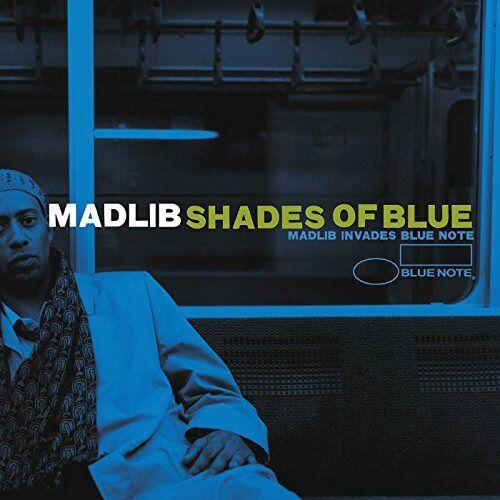 Madlib - Shades of Blue: Madlib Invades Blue Note [Vinyl LP] - Preis vom 03.12.2020 05:57:36 h
