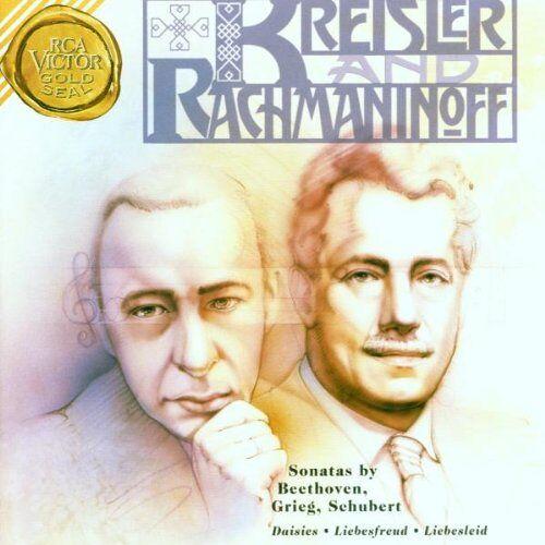 Kreisler - Kreisler und Rachmaninoff - Preis vom 12.05.2021 04:50:50 h
