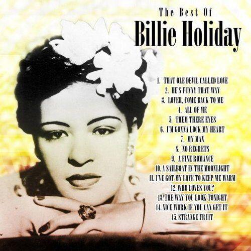 Billie Holiday - Billie Holliday - Best of Billie Holiday - Preis vom 03.09.2020 04:54:11 h