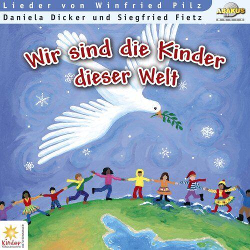 - Wir sind die Kinder dieser Welt - CD: mit Kinderliedern - Preis vom 20.01.2021 06:06:08 h