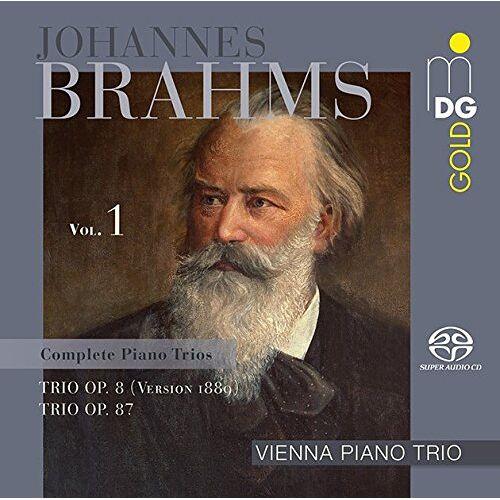 Wiener Klaviertrio - Smtl.Klaviertrios Vol.1; Trio Op.8 und Op.87 - Preis vom 25.02.2021 06:08:03 h