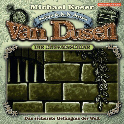 Professor Dr. Dr. Dr. Augustus Van Dusen - 02: Das sicherste Gefängnis der Welt - Preis vom 22.10.2021 04:53:19 h